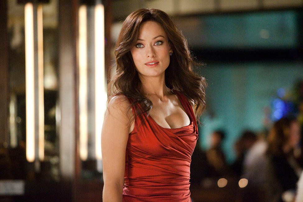 Olivia Wilde as Sabrina in