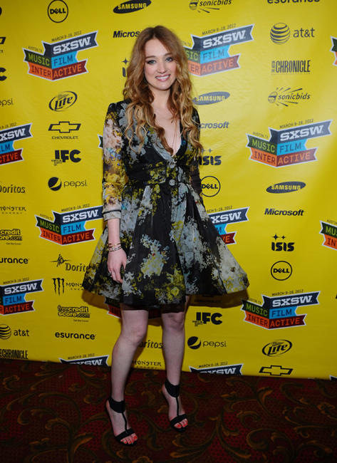 Kristen Connolly at the World Premiere of