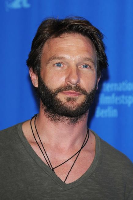 Thomas Kretschmann at the Transsiberian photocall during the 58th Berlinale International Film Festival.