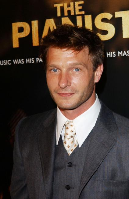 Thomas Kretschmann at the premiere of