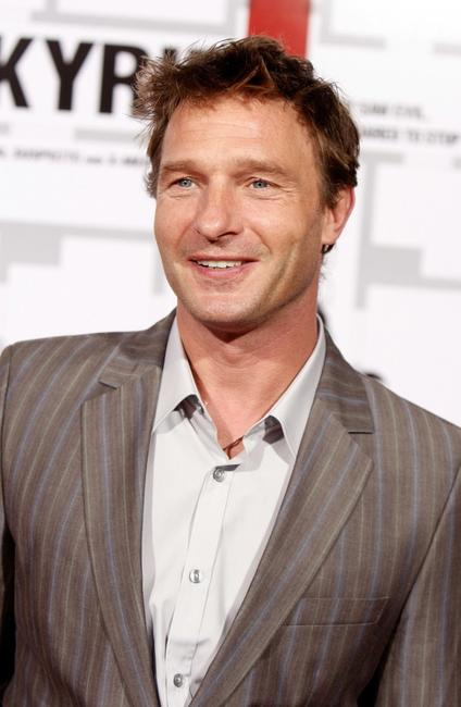 Thomas Kretschmann at the Los Angeles premiere of