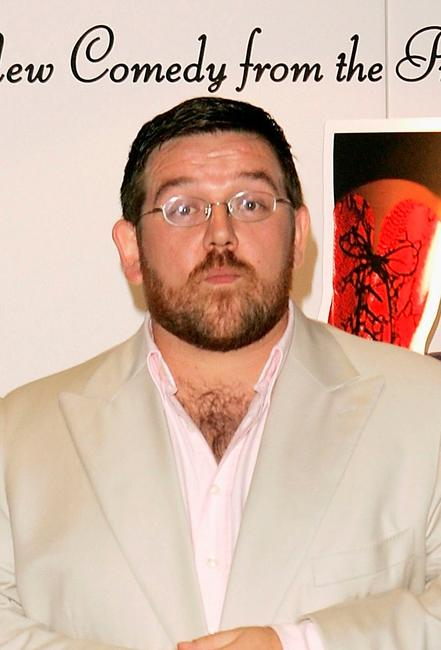 Nick Frost at the world gala premiere of