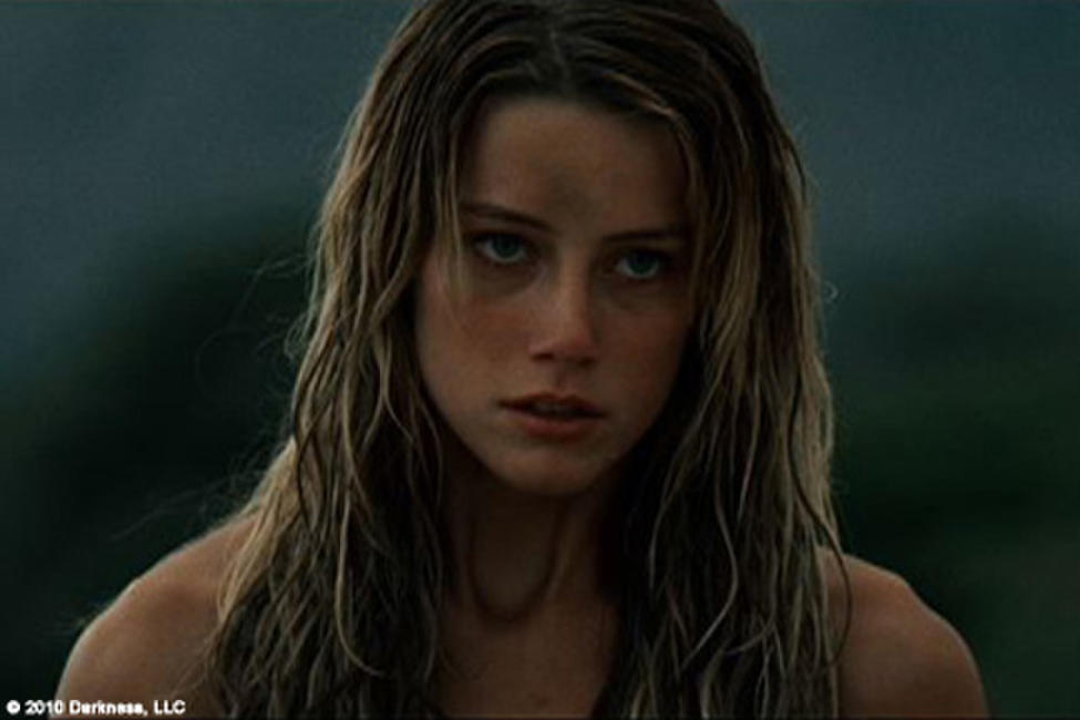 Amber Heard as Stephanie in `` And Soon the Darkness.''
