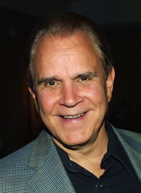 Rich Little at the Centennial Tribute to Bing Crosby at the Academy of Motion Picture Arts and Sciences.