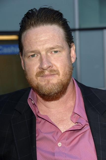 Donal Logue at the World premiere of