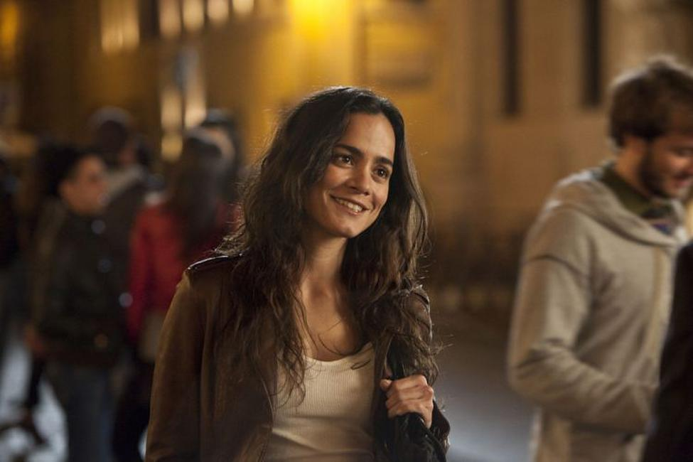 Alice Braga as Angeline in