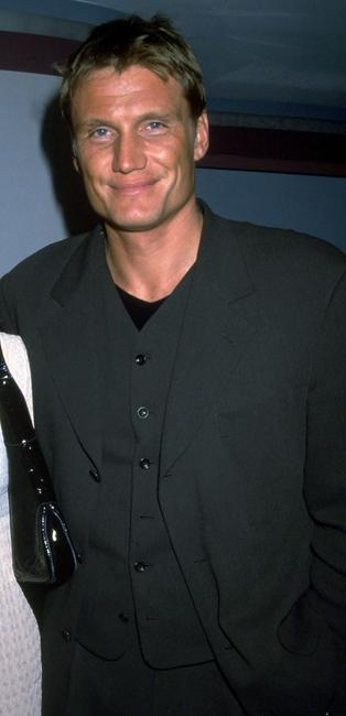 A File photo of actor Dolph Lundgren dated 05 March, 1999.