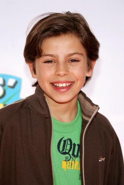Jake T. Austin at the 19th Annual Kid's Choice Awards.