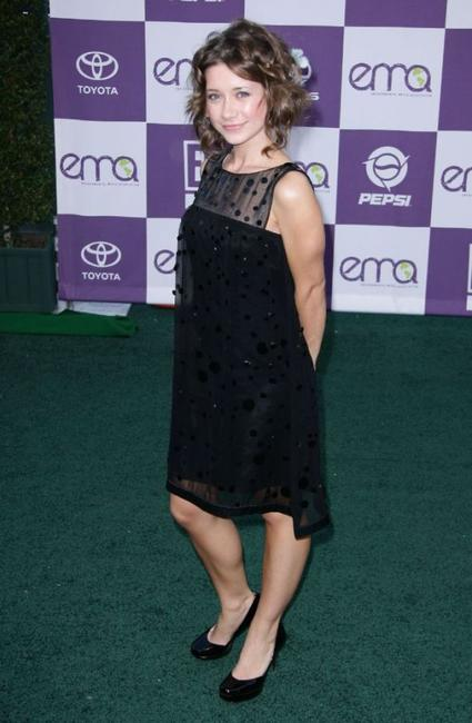 Olesya Rulin at the 17th Annual Environmental Media Awards.