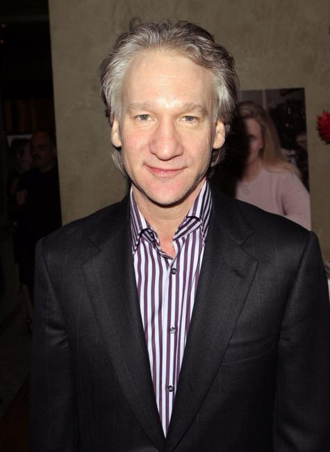 Bill Maher at the book party of