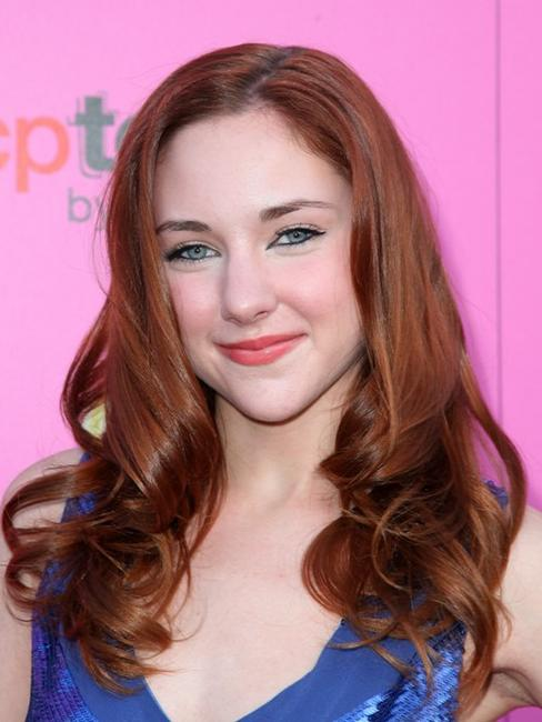 Haley Ramm at the 12th Annual Young Hollywood Awards.