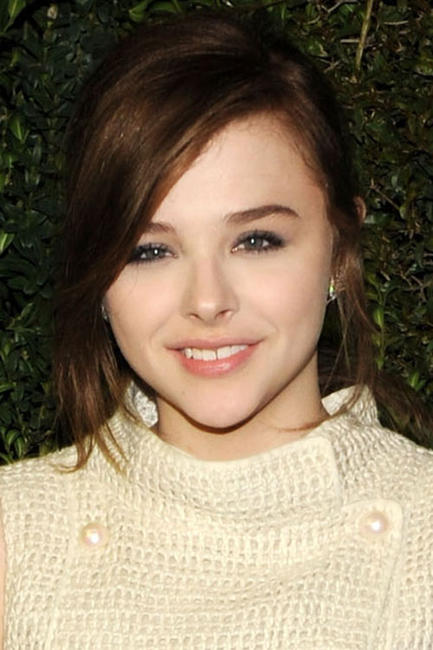 Chloe Grace Moretz at the Chanel Pre-Oscar Dinner in L.A.