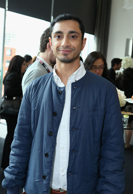 Rizwan Ahmed at the Doha Luncheon during the 2012 Toronto International Film Festival.