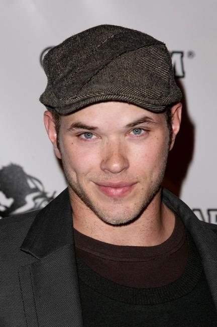 Kellan Lutz at the launch party of
