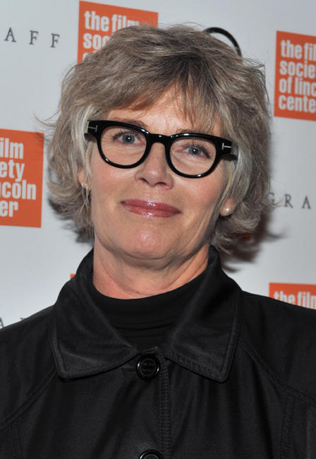 Kelly McGillis at the New York premiere of