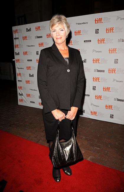 Kelly McGillis at the premiere of