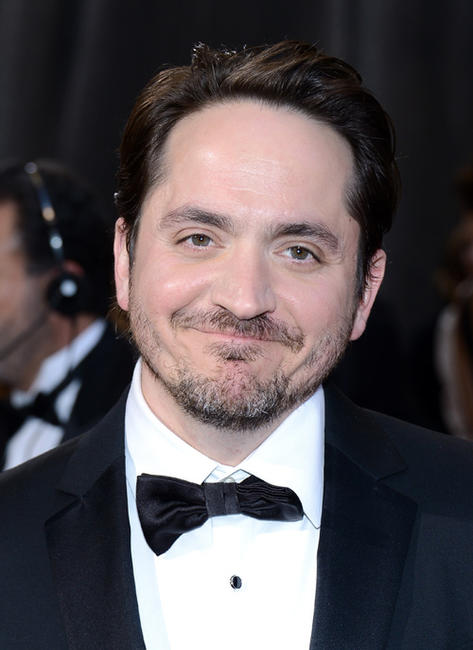 Ben Falcone at the Oscars at Hollywood & Highland Center in California.