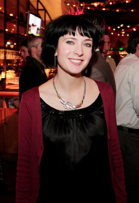 Diablo Cody at the afterparty of the premiere of