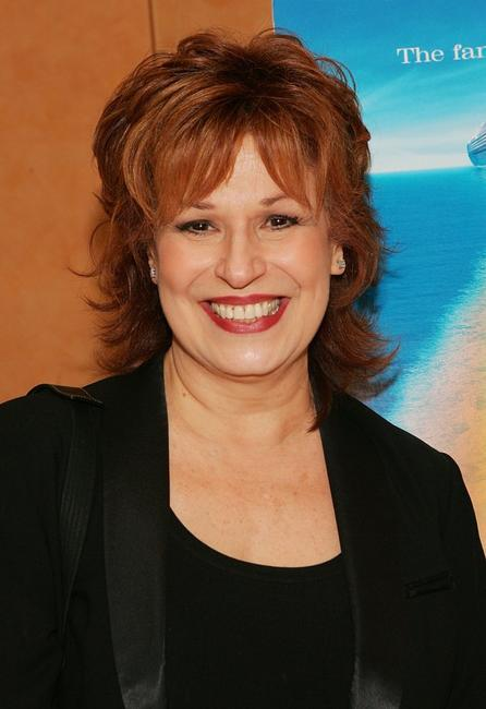 Joy Behar at the New York premiere of