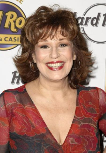 Joy Behar at the launch of her wine Bracco Wines.