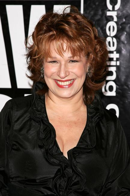 Joy Behar at the 32nd Annual Gracie Awards.