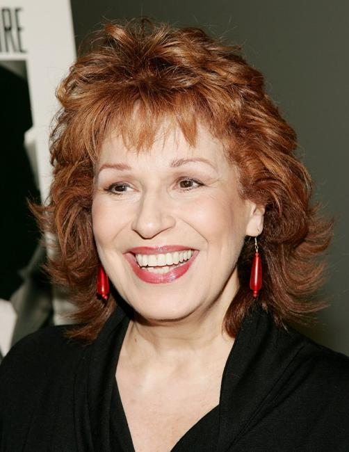 Joy Behar at the special screening of