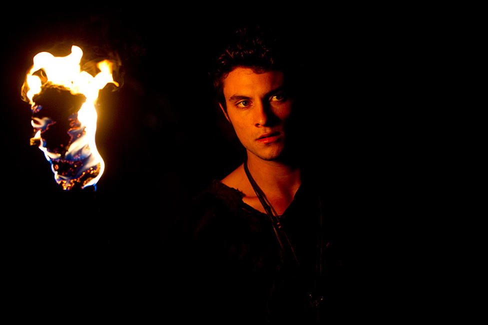 Shiloh Fernandez as Peter in