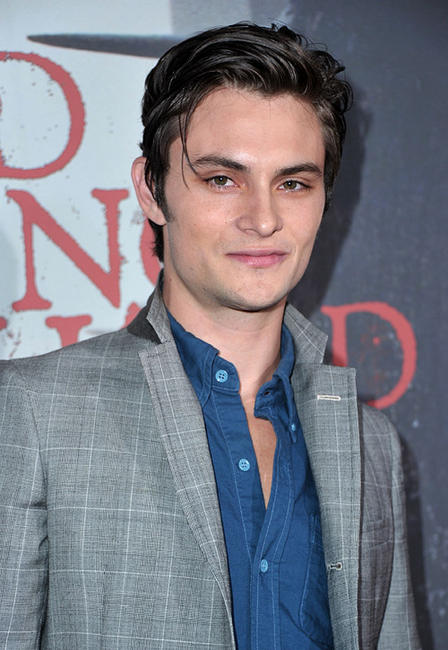 Shiloh Fernandez at the California premiere of