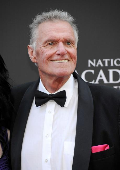 Charles Napier at the 36th Annual Daytime Emmy Awards.