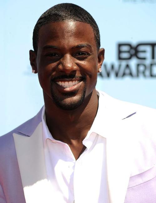 Lance Gross at the 2009 BET Awards.