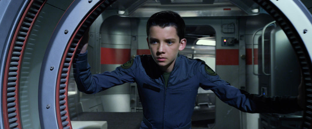 Asa Butterfield in