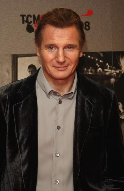 Liam Neeson at the opening night gala screening of