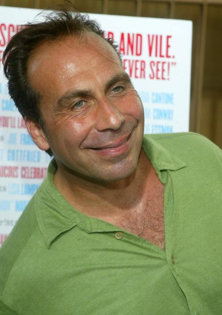 Taylor Negron at the Los Angeles premiere of the