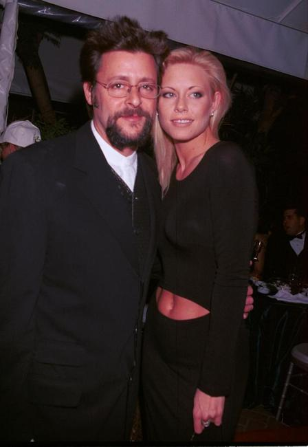 Judd Nelson and his girlfriend Kelly at the 2001 Millennium New Year's Eve Bash.
