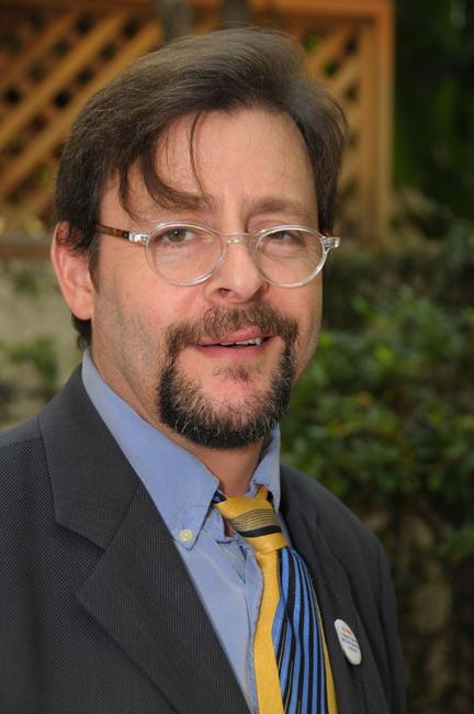 Judd Nelson at the 2008 World Experience DPA gift lounge.