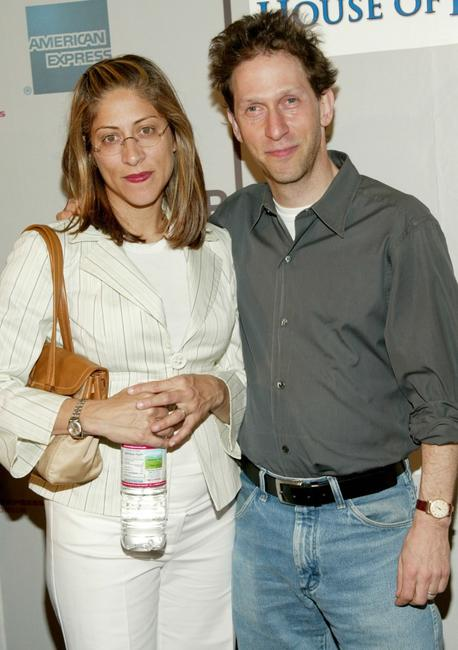Tim Blake Nelson and his wife Lisa at the screening of