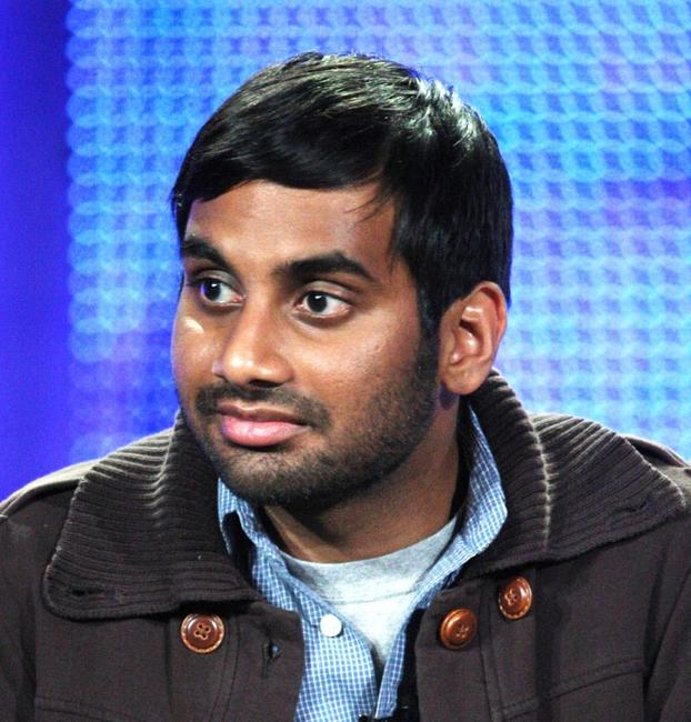 Aziz Ansari at the 2009 Winter Television Critics Association Press Tour.