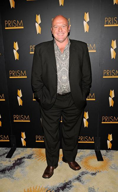 Dean Norris at the 2010 PRISM Awards.