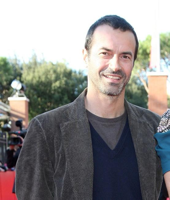 Andrea Occhipinti at the premiere of