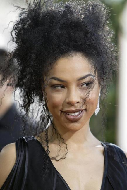 Sophie Okonedo at the 62nd annual Golden Globe Awards show.