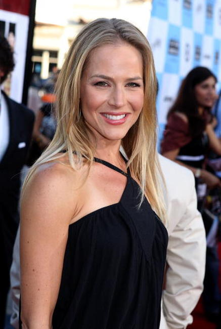 Julie Benz at the Los Angeles Film Festival opening night screening of