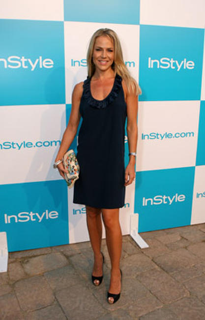 Julie Benz at the 7th annual InStyle Magazine summer soiree in Beverly Hills.