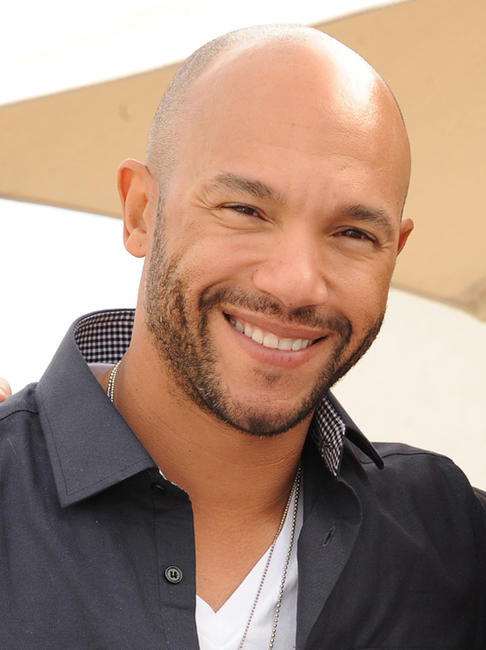 Stephen Bishop at the 2012 DPA Golden Globe Awards Gift Suite in California.
