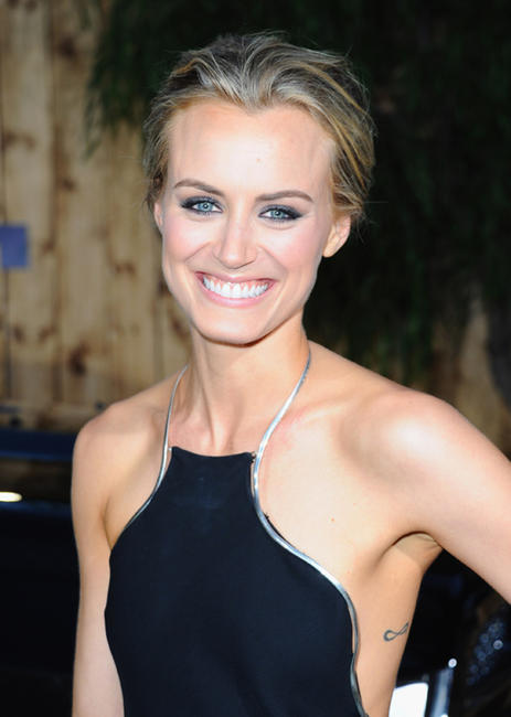 Taylor Schilling at the California premiere of