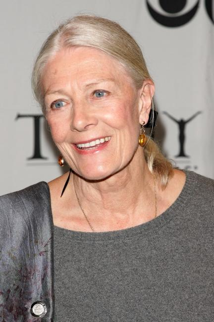 Vanessa Redgrave at the 2007 Tony Awards.