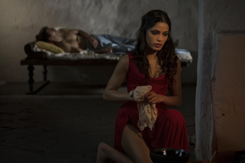 Freida Pinto as Phaedra in