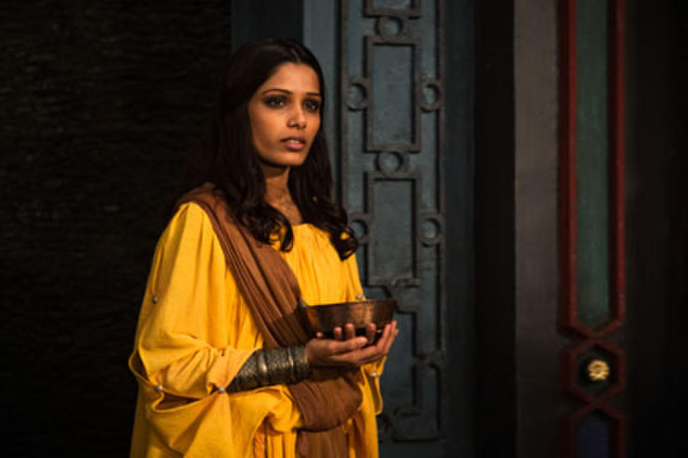 Freida Pinto as Phaedra in ``Immortals.''