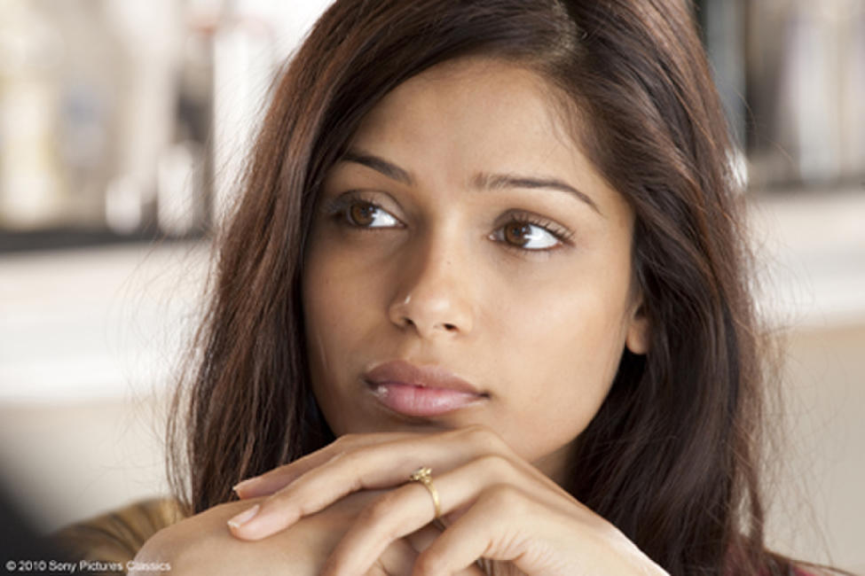 Freida Pinto as Dia in