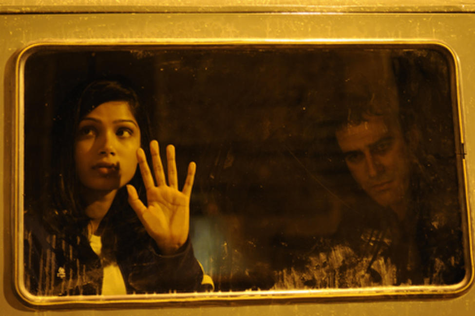 Freida Pinto as Miral in ``Miral.''