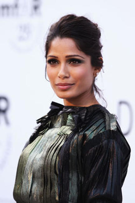 Freida Pinto at 64th Annual Cannes Film Festival.